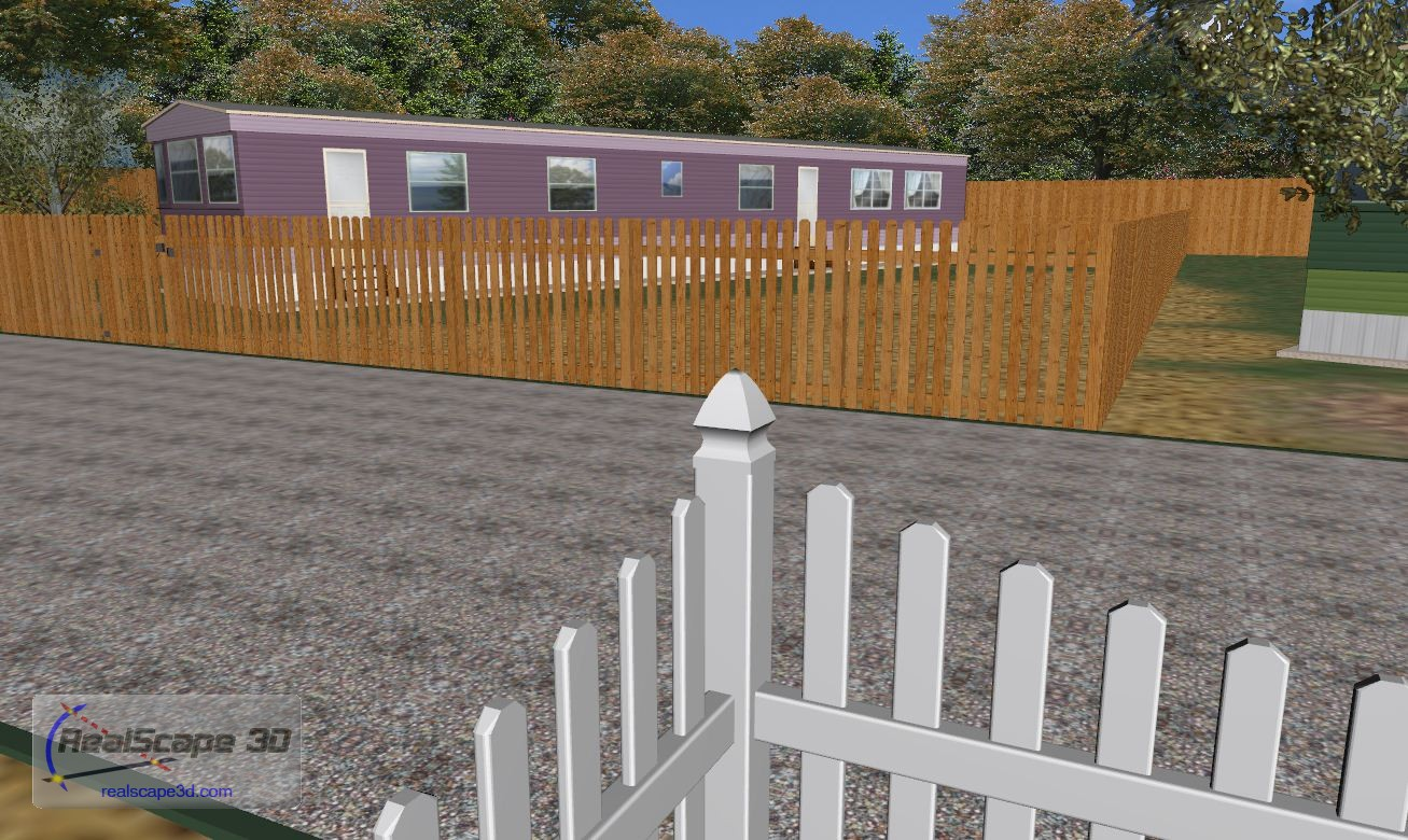 Realscape gallery fence specifications baanklon Gallery